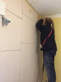 Eliminación de humedades por condensación en vivienda unifamiliar