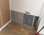 Trabajos de mejora y corrección de aislamiento acústico en vivienda tipo piso dentro de un bloque de viviendas comunitario.